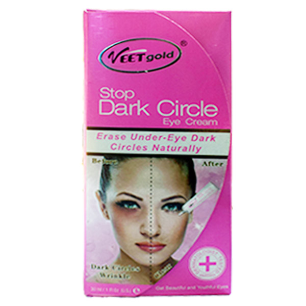 DARK CIRCLE REMOVER EYE CREAM