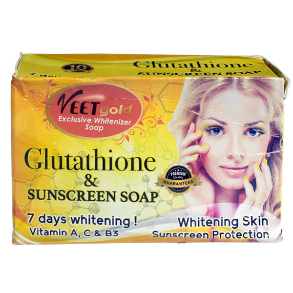 GLUTATHIONE & SUNSCREEN SOAP