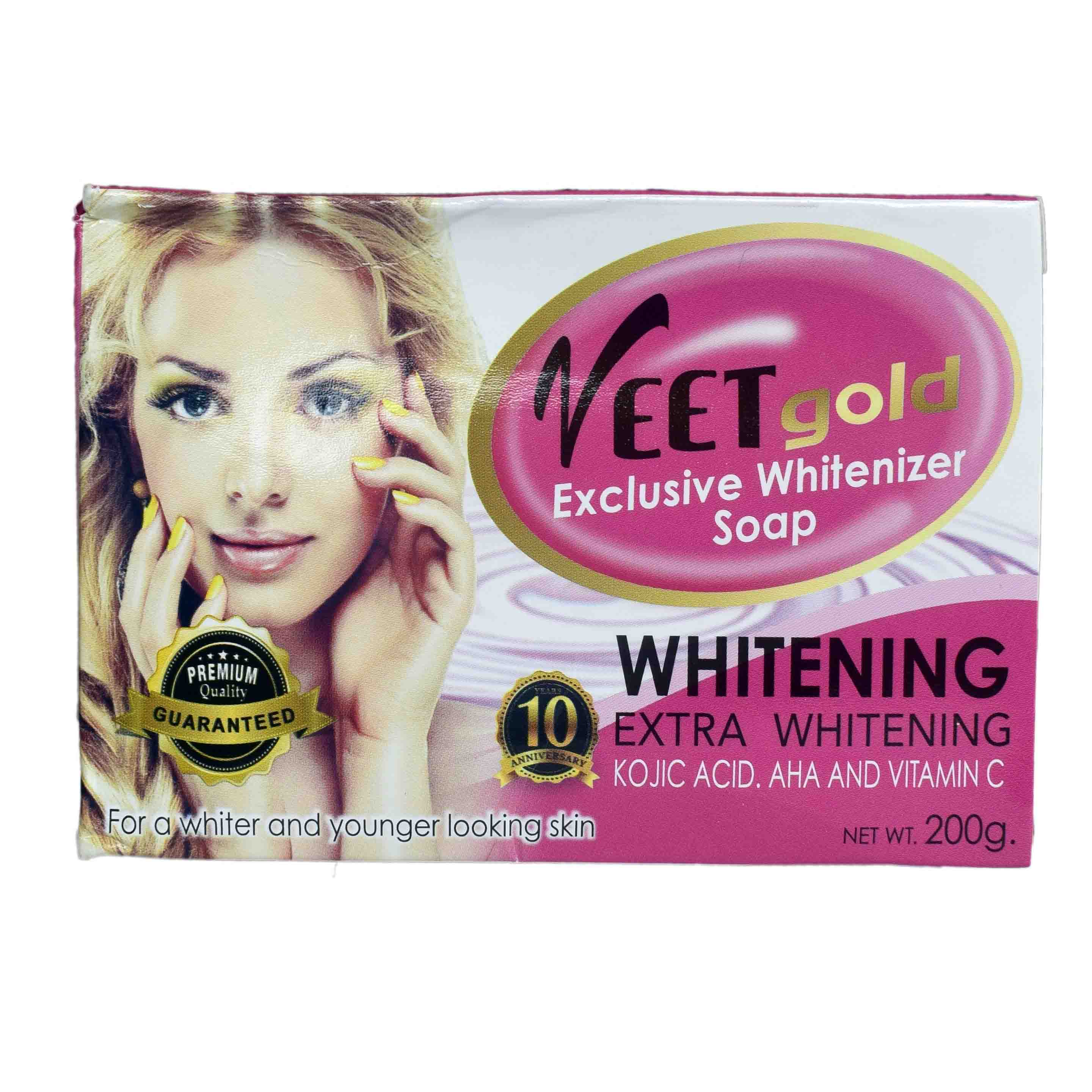 Exclusive Whitenizer Soap