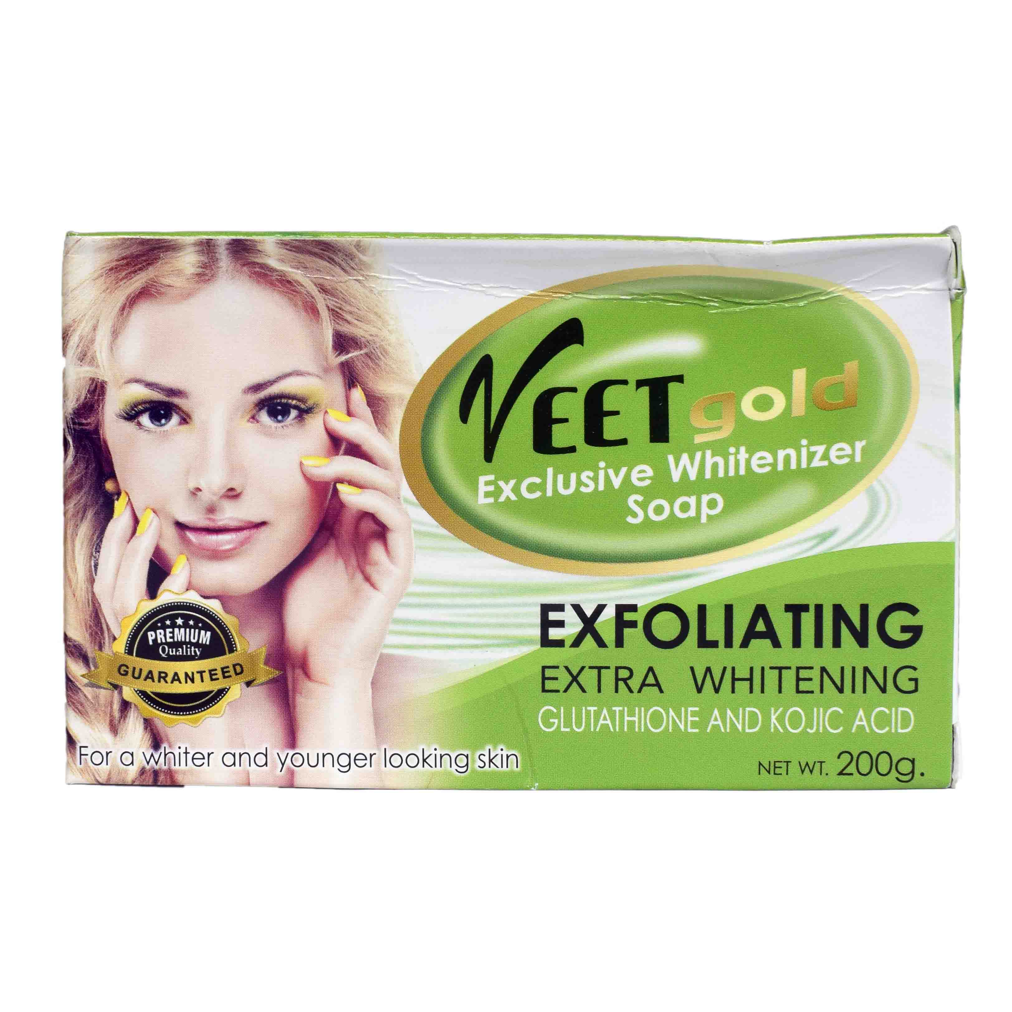 Exfoliating Extra Whitening Soap